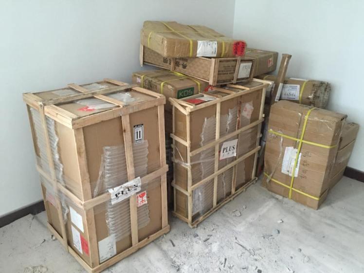 MLC logistics nhận vận chuyển hàng lẻ xuất nhập khẩu