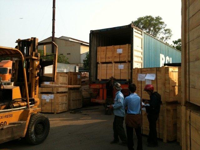 Dịch vụ vận chuyển hàng hóa đường biển giá rẻ