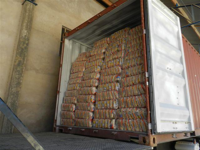 Chúng tôi cung cấp giải pháp logistics đối với hàng hóa xuất nhập khẩu