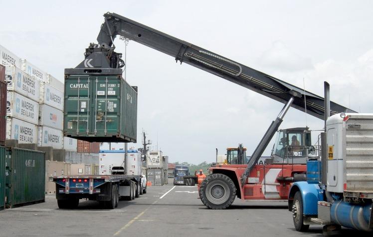 Dịch vụ vận tải quốc tế của MLC