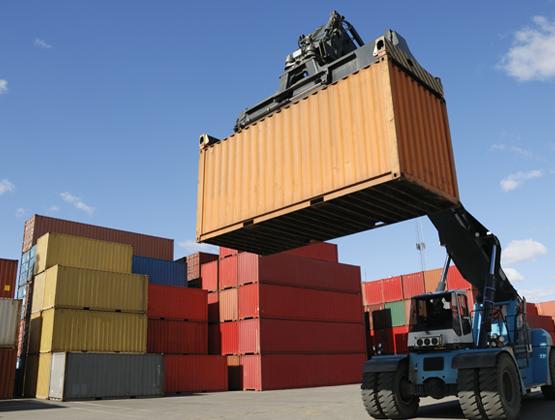 Vận chuyển hàng FCL xuất khẩu sang Hàn Quốc