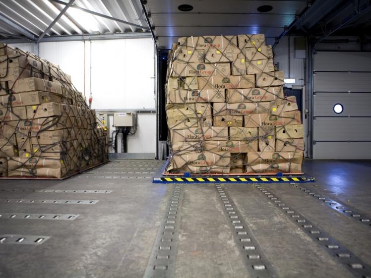 Hàng hóa xuất nhập khẩu bằng đường hàng không