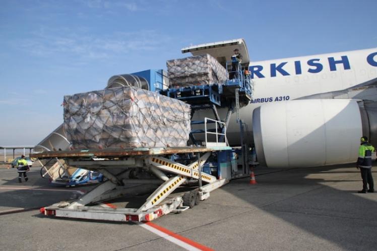 Dịch vụ vận chuyển hàng hóa bằng đường hàng không của MLC