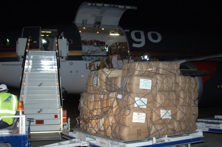 Giao nhận hàng hóa bằng đường hàng không