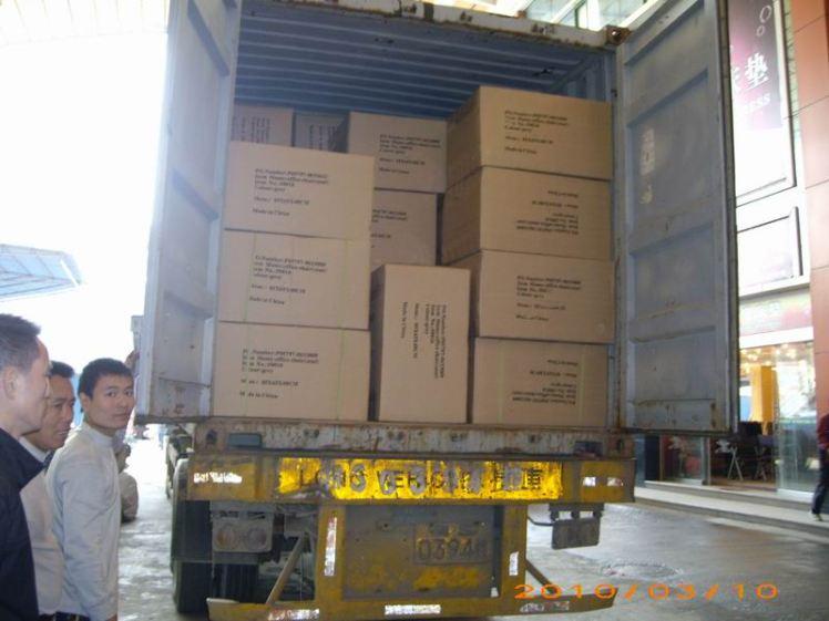 Hàng hóa xuất nhập khẩu vận chuyển bằng đường biển