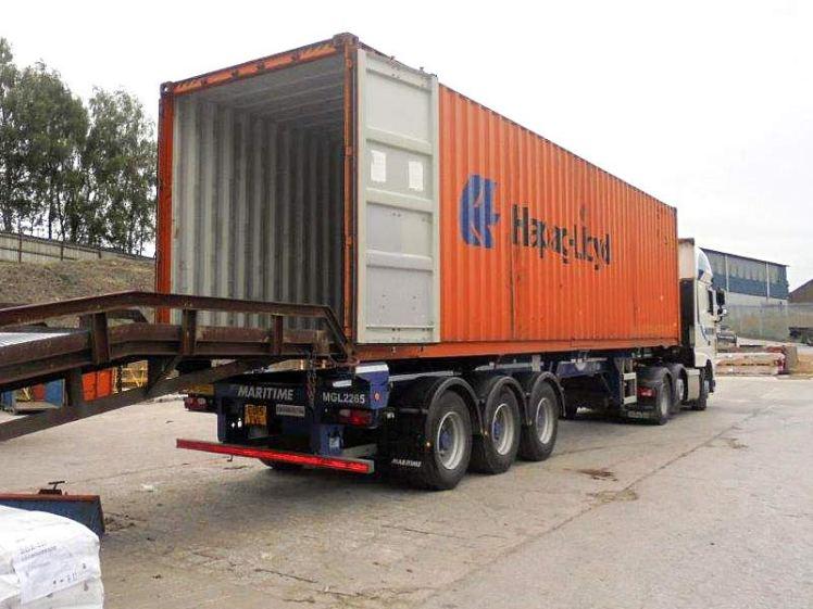 MLC nhận vận chuyển hàng hóa nhập khẩu chuyên tuyến