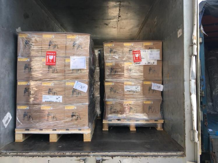 MLC nhân vận chuyển đường biển hàng hóa đóng trong container