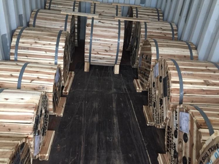 Vận chuyển cáp điện nhập khẩu