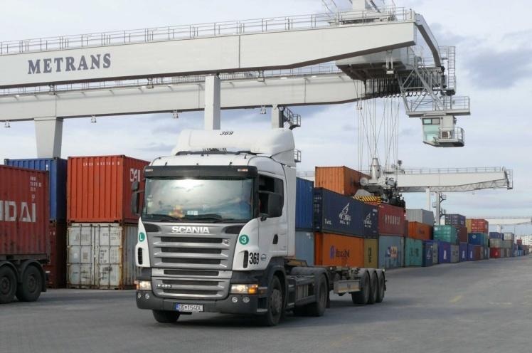 Dịch vụ vận tải của MLC