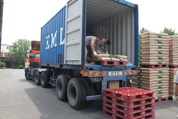 MLC nhận vận chuyển container đường biển