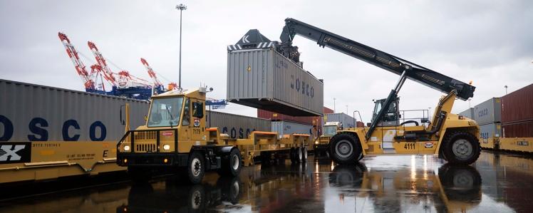 Vận tải đường biển container của MLC