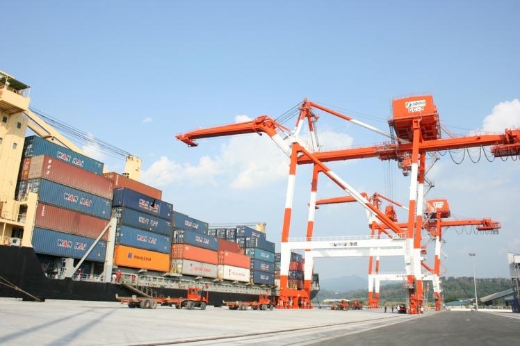 Dịch vụ vận tải container đường biển của MLC