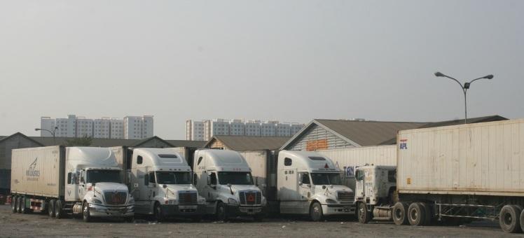 Dịch vụ vận chuyển liên vận của MLC