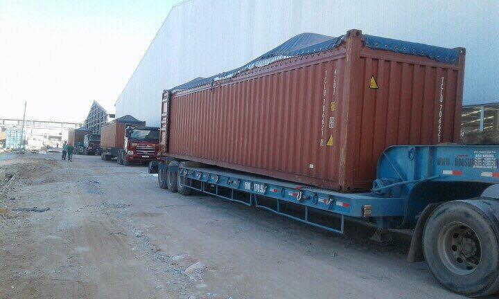 MLC với thế mạnh về vận tải biển