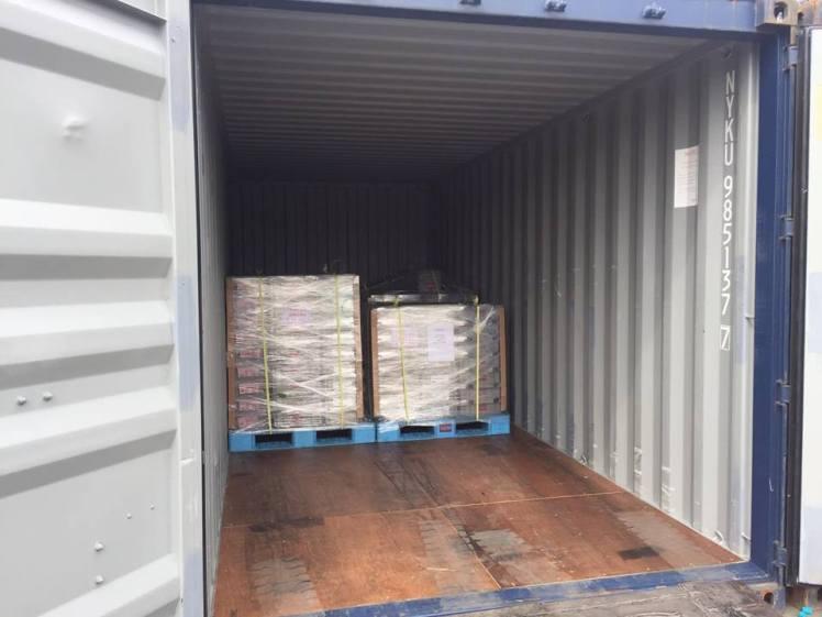 Dịch vụ vận tải hàng hóa xuất nhập khẩu