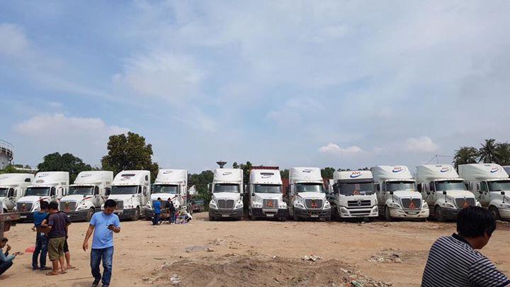 MLC nhận vận chuyển liên vận qua biên giới