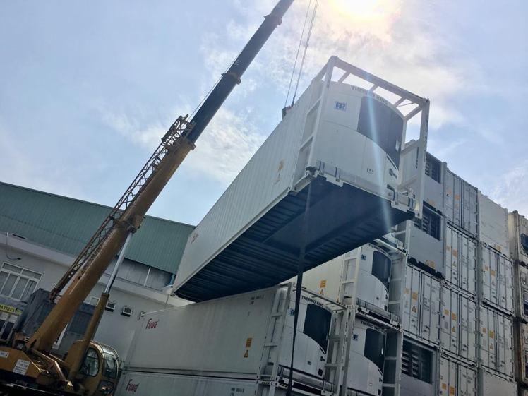 Dịch vụ vận chuyển container lạnh bằng đường biển
