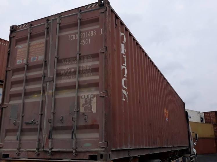 MLC nhận vận chuyển hàng hóa bằng container