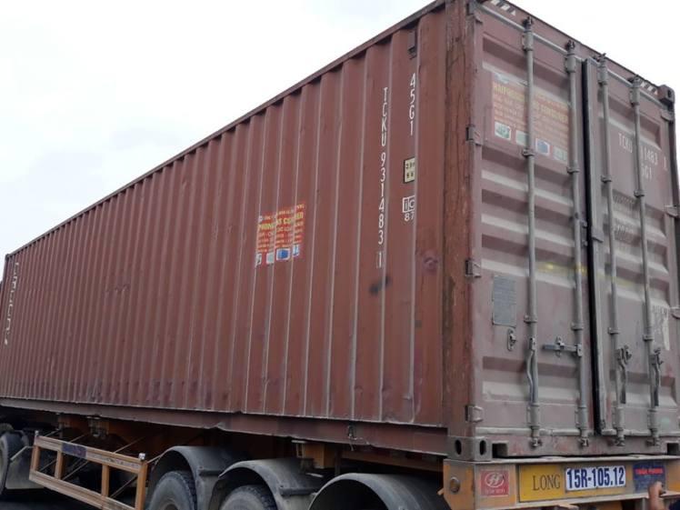 MLC chuyên chở hàng hóa bằng đường biển