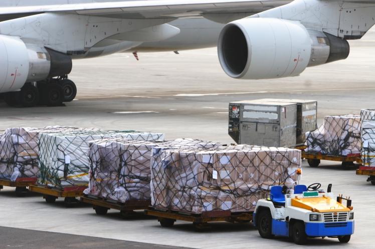 Vận chuyển hàng không xuất nhập khẩu