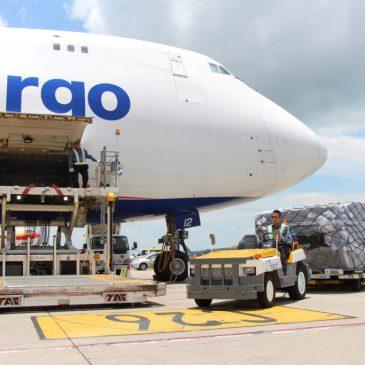 Vận chuyển hàng không Thai Cargo