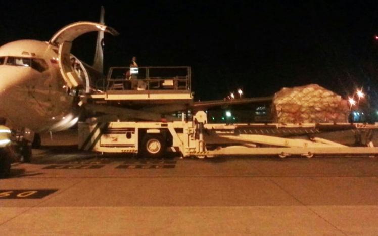 Khai thác hàng hóa xuất nhập khẩu tại cảng hàng không