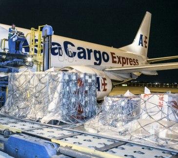 MLC là đại diện hàng hóa của nhiều hãng hàng không lớn